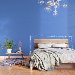 Cheapest Solid Pale Cornflower Blue Color Wallpaper