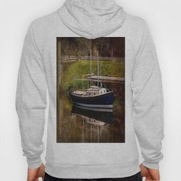Little River Boat. Hoody
