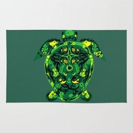 The Incredible Turtle Rug