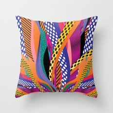 Leave a Trace Throw Pillow
