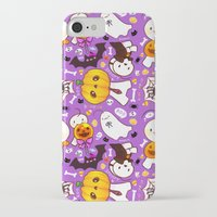 cryaotic iPhone & iPod Cases featuring Cryaotic [Halloween] by Velvetcat09