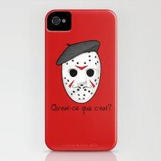 Psycho Killer iPhone (4, 4s) Slim Case