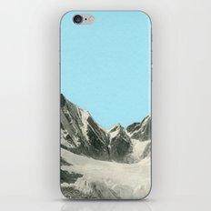 Blue Skies iPhone Skin