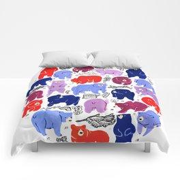 Forage Comforters