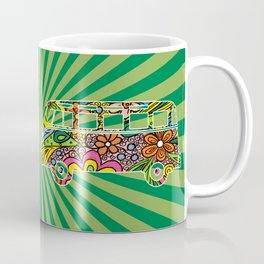 Combi Bus Coffee Mug