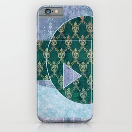 Vintage Nautilus iPhone Case
