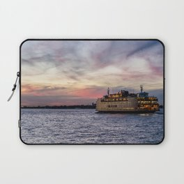 Red Sky Ferry Laptop Sleeve