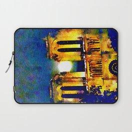 Notre Dame de Paris Full Moon Laptop Sleeve