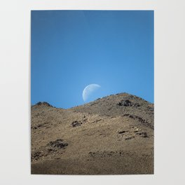 ONE STEP TO MOON Poster