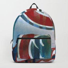 Bleed Cubbie Blue Backpack