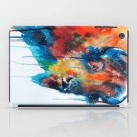 bison iPad Cases featuring Bison by Slaveika Aladjova