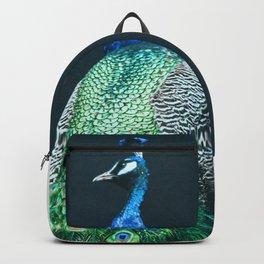 Peacock I Backpack