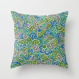 Corinne Throw Pillow