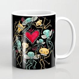 Devils and Angels Coffee Mug