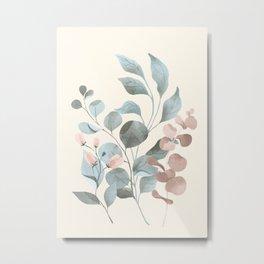 Verdant Branches 02 Metal Print