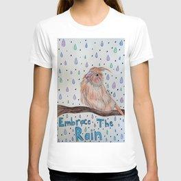 Embrace The Rain  T-shirt
