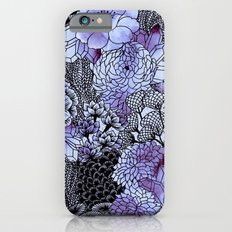 Indigo Bloom iPhone 6 Slim Case