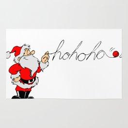 Santa's hohoho Rug
