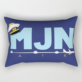 MJN Air Rectangular Pillow