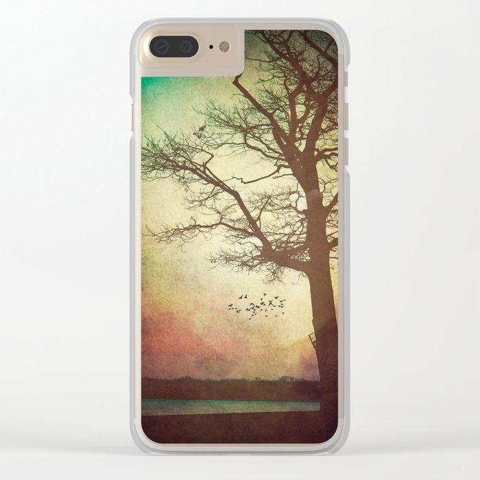 Somedays Clear iPhone Case