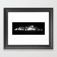 Beyond the Cave Framed Art Print