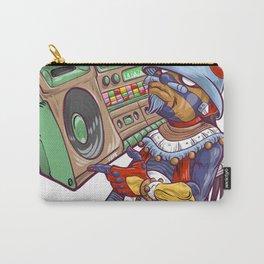 Tezcatlipoca Old School Hip Hop Carry-All Pouch