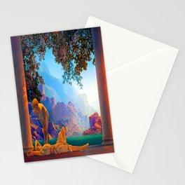 Maxfield Parrish Daybreak Stationery Cards