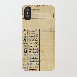 Opium War iPhone Case