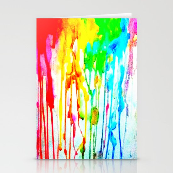 Colors of life : Colors Series 3 Stationery Cards