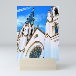 Cathedral Mini Art Print