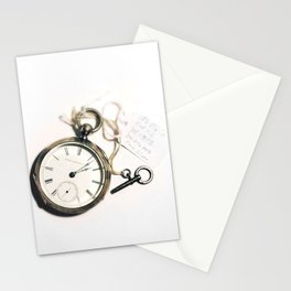 A Tinkering Watch Stationery Cards