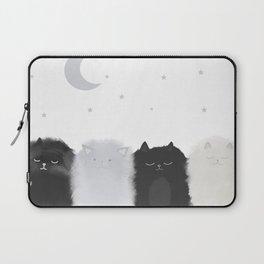 Sleep like Cats Laptop Sleeve