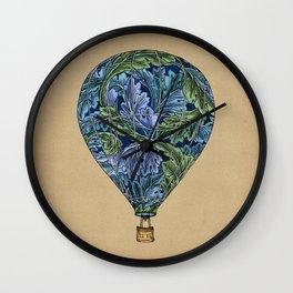 Flight Pattern Wall Clock