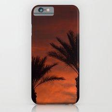 Palm Sunset - II iPhone 6s Slim Case