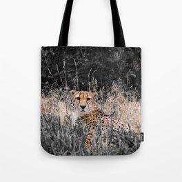 Cheetah Cheetah Tote Bag