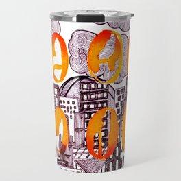 Sentient Scape 7 Travel Mug
