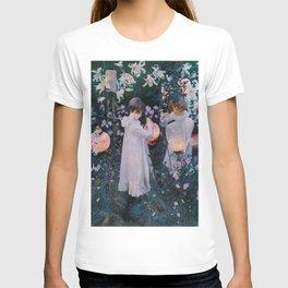 John Singer Sargent's Carnation, Lily, Lily, Rose T-shirt