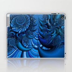 Blue Spike Laptop & iPad Skin