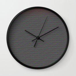 Theta 8.0Hz Wall Clock