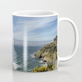 Sea Lion Caves Along the Oregon Coast Coffee Mug