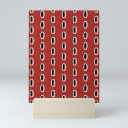 Kitschy Mod Mini Art Print