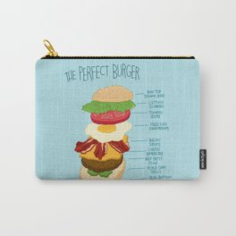 PERF BURG Carry-All Pouch