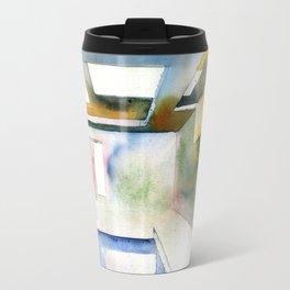 Abstract interior Travel Mug