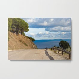 Beautiful walk 6325 Metal Print