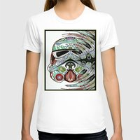psychadelic T-shirts featuring Psychadelic Storm Trooper by Just Bailey Designs .com