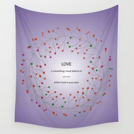 Love is in the air 2 Wall Tapestry
