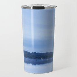 Breaking Blue Travel Mug