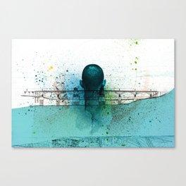 Mythologie Canvas Print