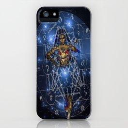 Guardian of Destiny  iPhone Case