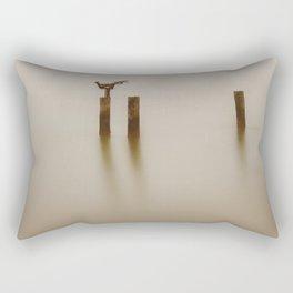A Sculpture Rectangular Pillow